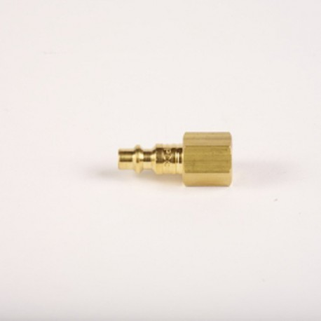 Brass Quick Disconnect Plug 002-998 | Outback import