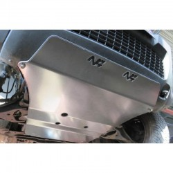 Rear Skid Plate 6mm - Dacia  29-G20005 | Outback import