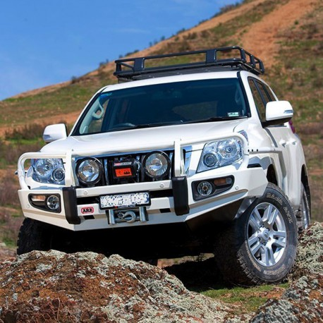 Pare-chocs Winch bar ARB TOYOTA KDJ150 VX 3421470 | Outback Import - Equipement 4x4