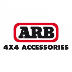 ARB Rear Bumper Side Tire Carrier 5700212 | Outback import