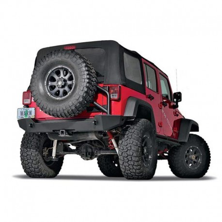 Rear Bumper - Jeep Wrangler AC4D0074 | Outback import