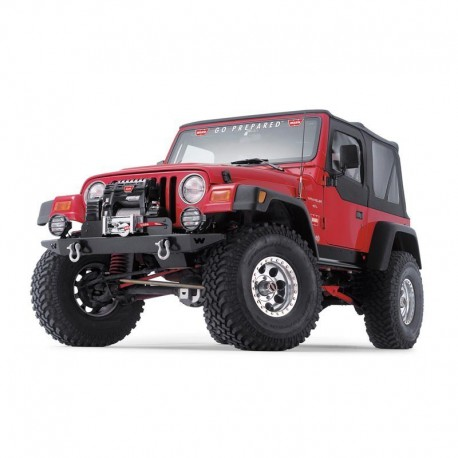 Pare chocs Avant JEEP YJ - AC4T0022 | OUTBACK Import - Equipement 4x4