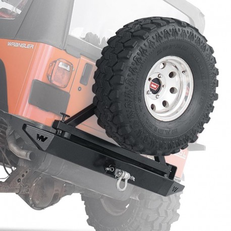 Bumper Rear - Jeep YJ AC4T0023 | Outback import