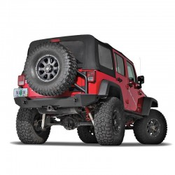 Rear bumper wheel carrier - Jeep AC4T0061 | Outback import