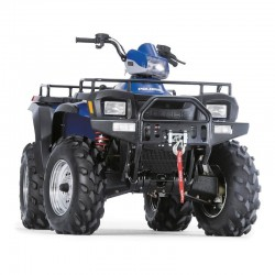Platine Fixation lame POLARIS BIG BOSS - ACQL0012 | OUTBACK Import - Equipement 4x4