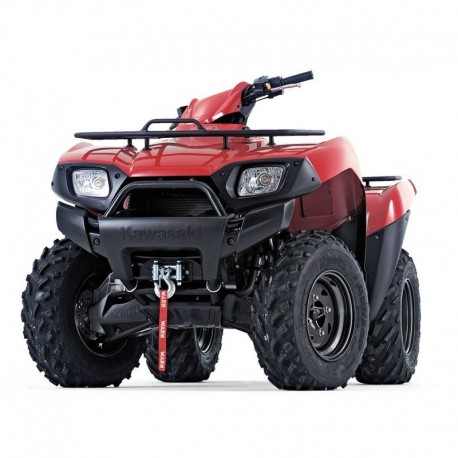 Platine Fixation lame centrale KAWA BAYOU - ACQL0016 | OUTBACK Import - Equipement 4x4
