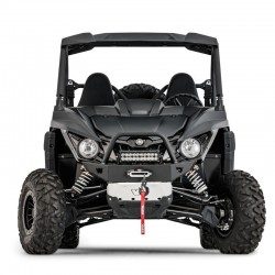 Platine Fixation centrale YAMAHA WOLVERINE - ACQL0023 | OUTBACK Import - Equipement 4x4