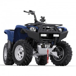 Platine fixation centrale YAMAHA GRIZZLY 600 (99-01) - 39553