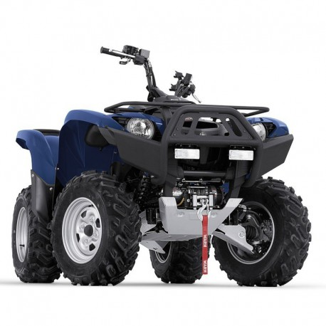 Platine fixation centrale YAMAHA GRIZZLY 660 - 64669 ACQL0046 |OUTBACK IMPORT