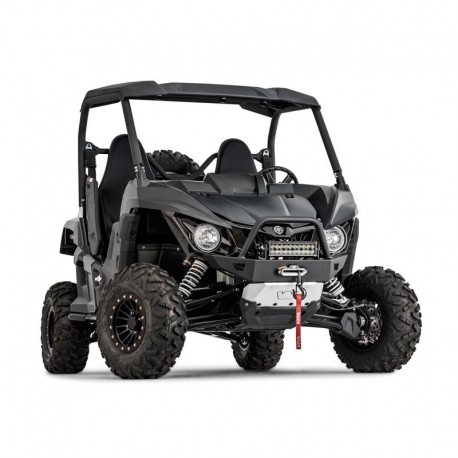 Platine fixation centrale Yamaha Wolverine - ACQL0090 | OUTBACK Import - Equipement 4x4