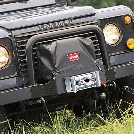 Housse Warn pour treuil WARN M8274 - ACTD0017 | OUTBACK Import - Equipement 4x4