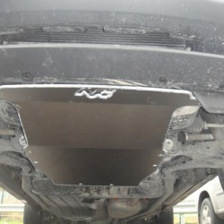 Front Under Vehicule Protection N4 BLAV68A | Outback import