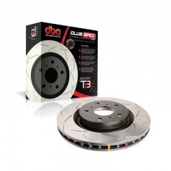 DBA Rear Brake Discs - Corvette DBA42993S | Outback import
