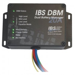 20 Amp Embedded Charger IBS-DBM20A | Outback import