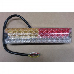 Lamp KAYMAR LED left KA6123L | Outback import