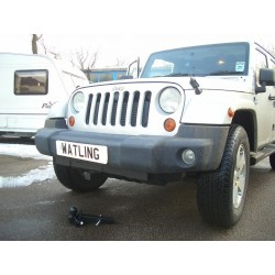Traverse frontale JEEP Wrangle PAM38DT | Outback Import - Equipement 4x4