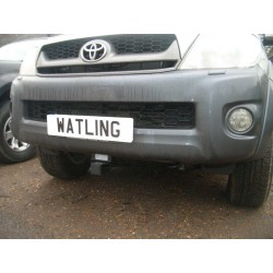Front sleeper Toyota Hilux PTY107DT | Outback import