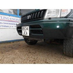 Front sleeper Toyota Landcruiser PTY111DT | Outback import