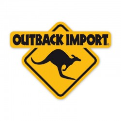 OUTBACK sticker : average STICK2 | Outback import