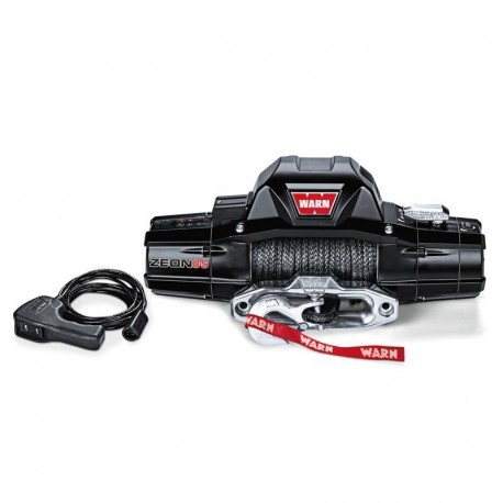 Treuil Warn Zeon 8-S 12V - TWAD0188 | OUTBACK Import - Equipement 4x4