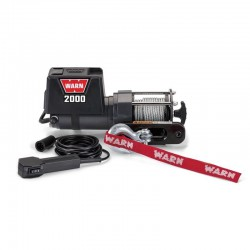 Winch Warn DC2000 - TWAD0200 | OUTBACK IMPORT