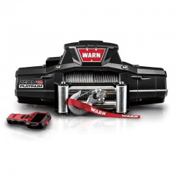 Winch Warn Zeon Platinum 12 - TWAD0209 | OUTBACK IMPORT