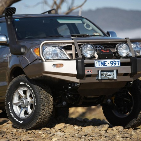 Winch bar ARB TOYOTA VIGO  3214300 | Outback Import - Equipement 4x4