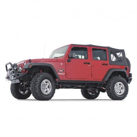 Protection de bas de caisse JEEP JK (2P) - 74580********** AC4T0064 |OUTBACK IMPORT