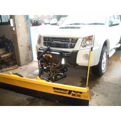 Front sleeper Isuzu, Denver PIZU19ADT | Outback import