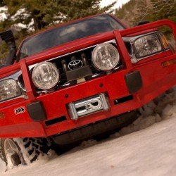 Winch bar ARB Toyota Tacoma
