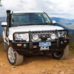 Pare-chocs Winch bar ARB LR Disco 4 3432200 | Outback Import - Equipement 4x4