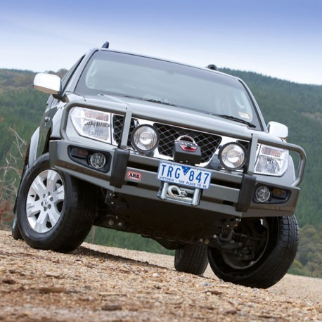 ARB Winch bar - Nissan Pathfinder 3438220 | Outback import
