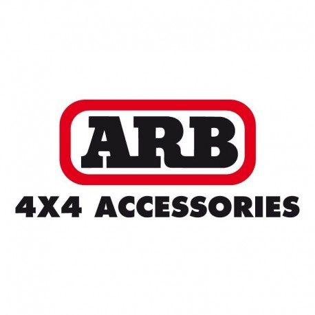 Pare-chocs Commercial Winch Bar ARB NISSAN 3438310 | Outback Import - Equipement 4x4