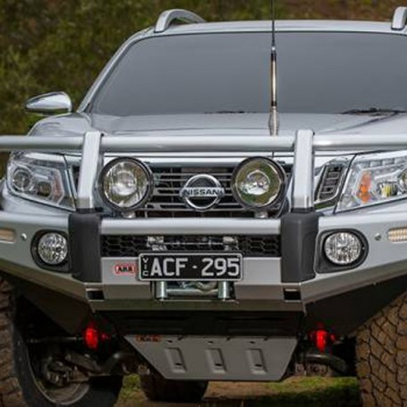Pare-chocs Winch bar ARB NISSAN Navara 3438400 | Outback Import - Equipement 4x4