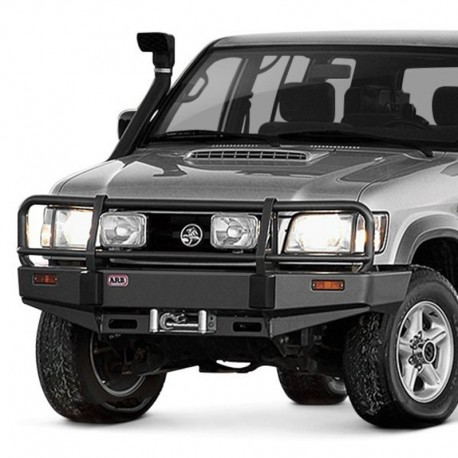 Pare-chocs Winch bar ARB ISUZU Trooper 3444060 | Outback Import - Equipement 4x4