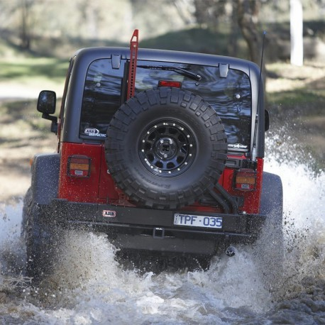 ARB Rear Bumper - Jeep Wrangler 5650010 | Outback import