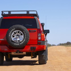 ARB Rear Protection Bumper-models with Flares