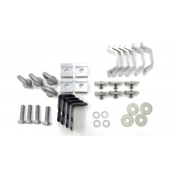 Fitting kit for roff rack RHINO RACK 2 bars  (AT1210-1510)