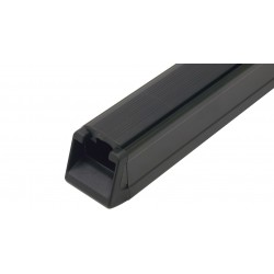 Heavy Duty Bar (Black 1650mm)