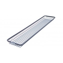 STEEL MESH LUGGAGE BASKET NARROW 2205X460X120