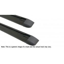 Kit 2 Rails RhinoRack 800mm Jeep Wrangler 02/11 ->