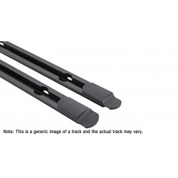 RHINORACK rails for Isuzu D-Max Space cab