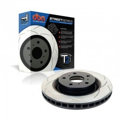 DBA Rear Brake Discs - Jeep DBA2422S | Outback import