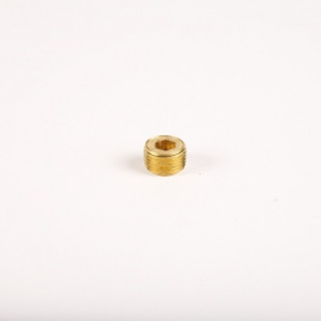 3/8'' Allen Head Brass Plug 002-260 | Outback import