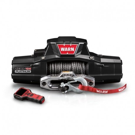 Winch Warn Zeon Platinum 10-S - TWAD0208 | OUTBACK IMPORT
