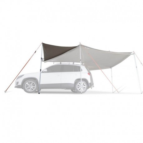 Extension foxwing triangulaire 31124 | Outback Import - Equipement 4x4