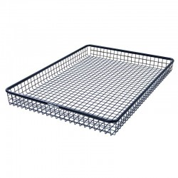 RHINO RACK Steel Mesh Basket RLBL | Outback import