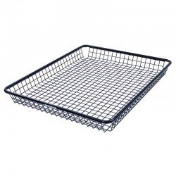 RHINO RACK Steel Mesh Basket RLBM | Outback import