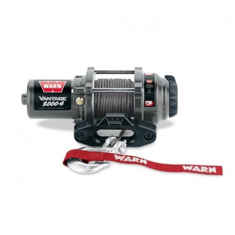 Winch Warn Vantage 2000-S - TWAQ0013 | OUTBACK IMPORT