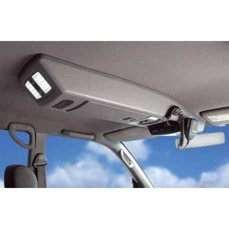 Roof console Toyota Hilux > 2005 D/C